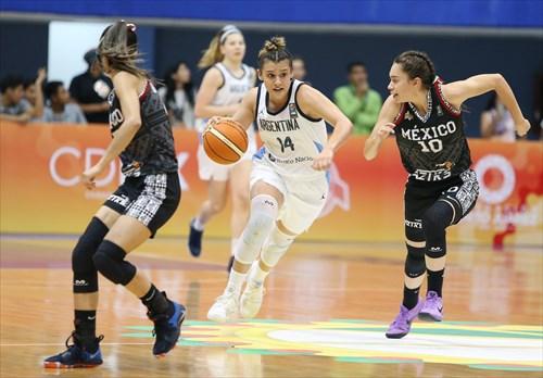 14 Florencia Natalia Chagas (ARG)