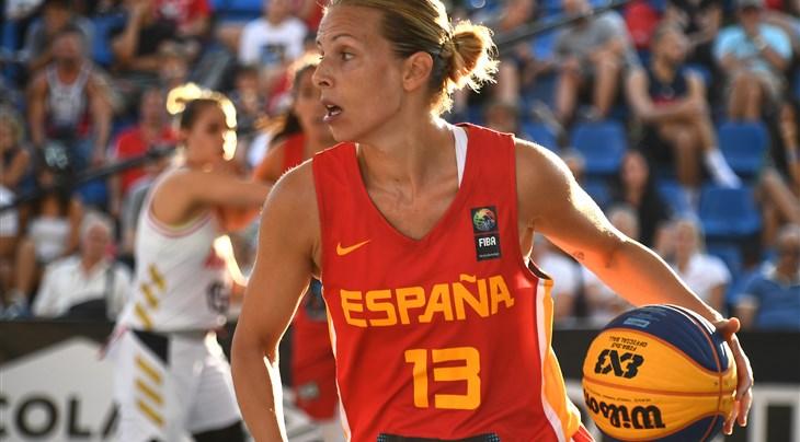 Ygueravide's FIBA 3x3 Women's Series summer