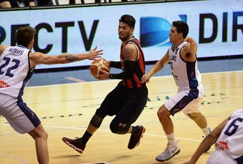 3 Nicolás Aguirre (ARG)