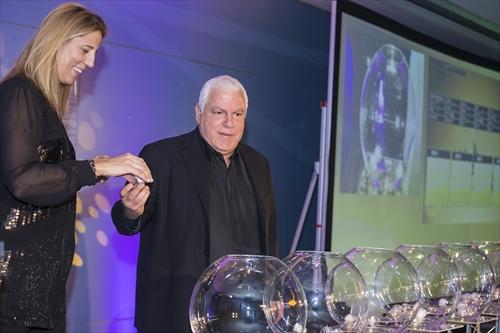 2017 European youth championship draws, Prague, 10 December 2016