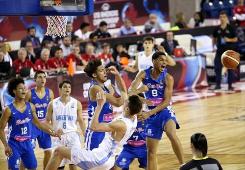 11 Francisco Caffaro (ARG), 9 Jorge Torres Vizcarrondo (PUR), 4 George Conditt Iv (PUR)