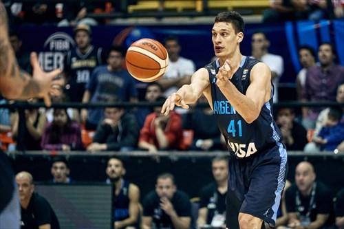 41 Javier Saiz (ARG)