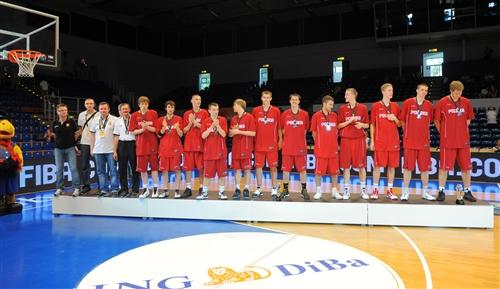Poland U17 men
