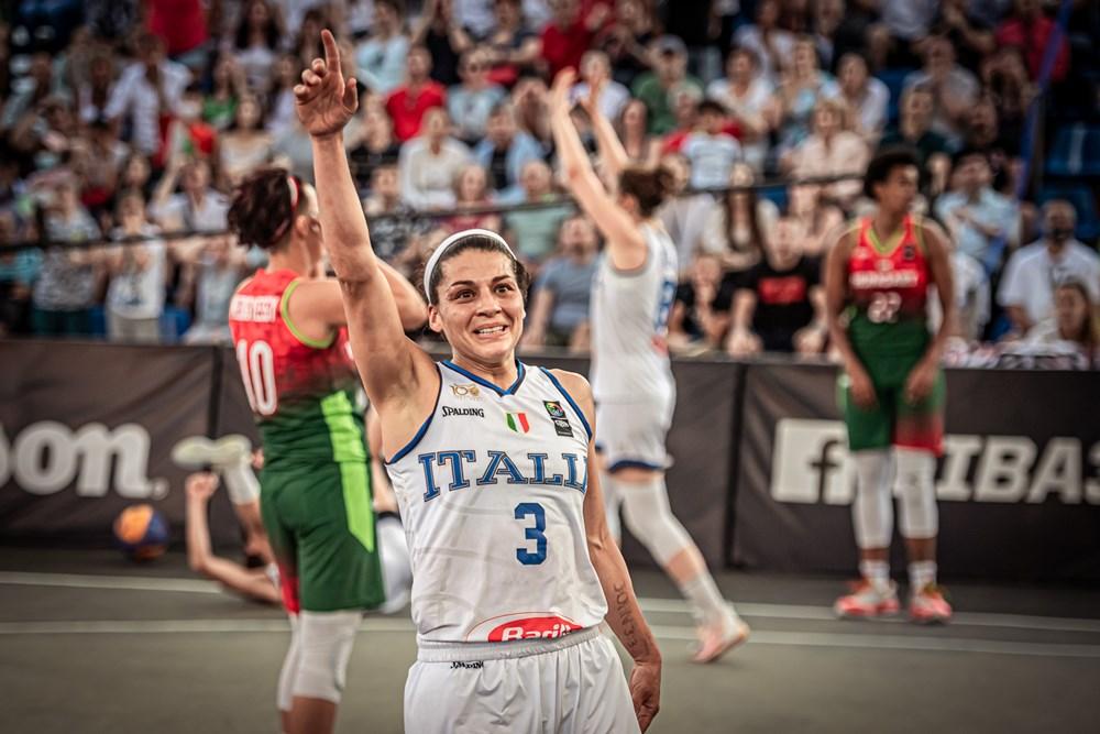 """3×3 Femminile in partenza per le Olimpiadi. Rae D'Alie: """"Voliamo a Tokyo per finire il nostro lavoro"""""""