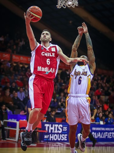 6 Carlos Lauler (CHI)
