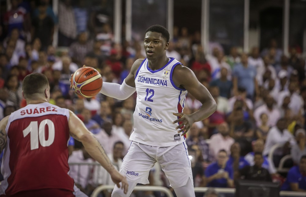 Dominican Republic vs Chile - FIBA Basketball World Cup 2019