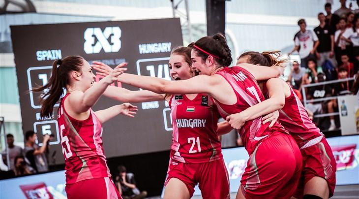 FIBA 3x3 U18 Europe Cup watch: Pools revealed