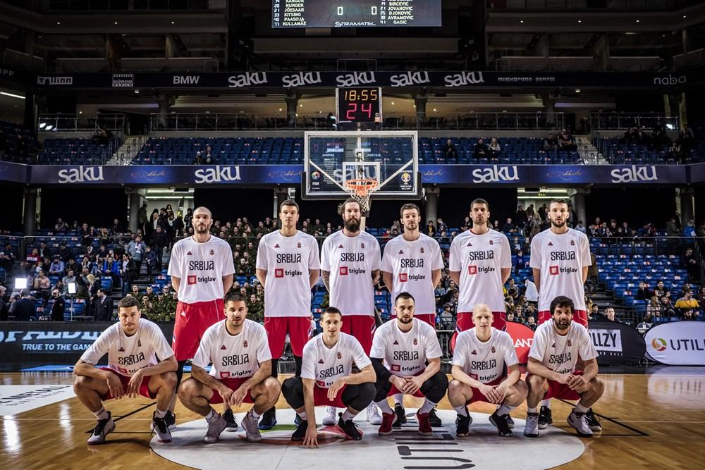 Serbia - FIBA Basketball World Cup 2019 European Qualifiers