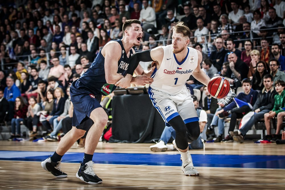 47cc187ae8584f France v Czech Republic boxscore - FIBA Basketball World Cup 2019 ...