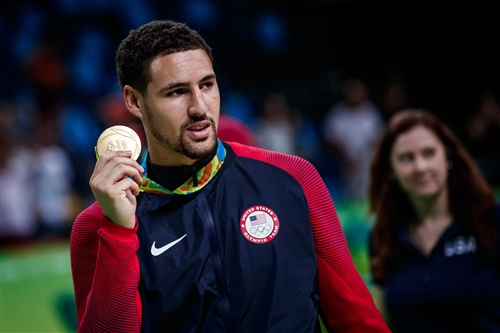 11 Klay Thompson (USA)
