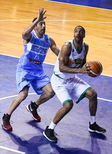 13 Paolo Quinteros (ARG), 24 Clay Tucker (ARG)