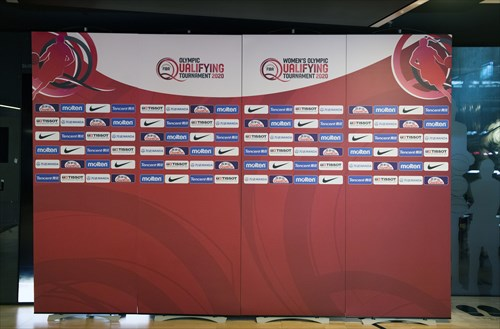 FIBA Women's Olympic Qualifying Tournaments 2020 - Draw Ceremony