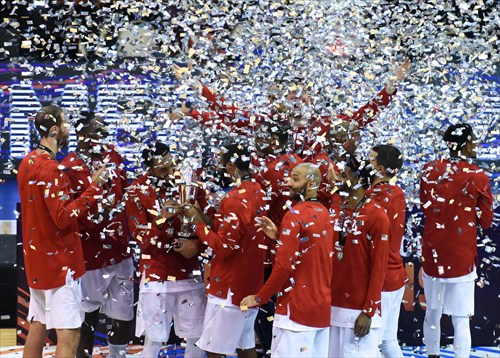 USA AmeriCup 2017 Champion