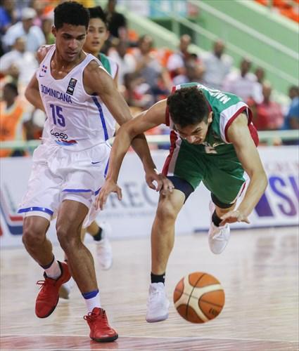 5 Christian Maldonado (MEX), 15 Antonio Bonilla Jr (DOM)