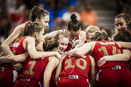 Russia punch their return to the #FIBAU19 Final by smashing their way past Canada