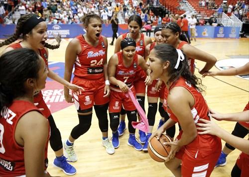 Puerto Rico celebrates victory