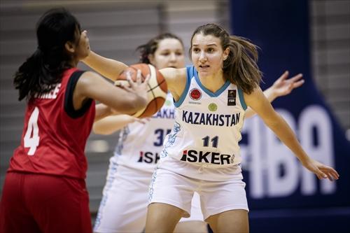 11 Ulyana Kudryavtseva (KAZ)