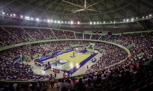 Dominican Republic Full Court