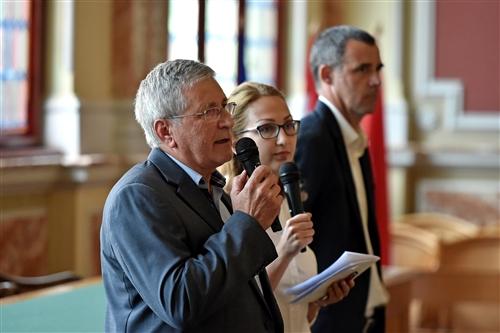 Mayoral Reception