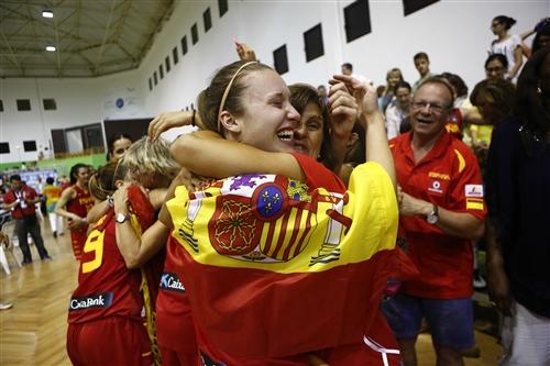FIBA U20 Women's European Championship 2015