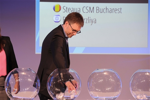 Official Draw of the 2017 FIBA Europe Cup