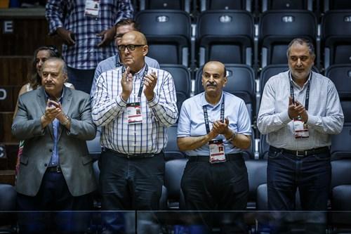 FIBA Officials