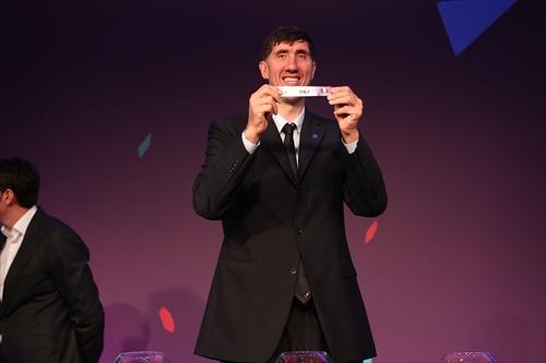 FIBA EuroBasket 2017 Draw in Istanbul, 22 November 2016