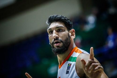 Satnam Singh (IND)