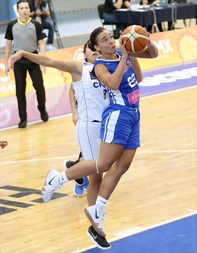 22 Eva Sanchez (PUR)