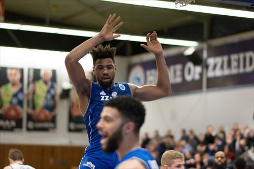 15 Darius Thompson (ZZLEI), 11 Mohamed Kherrazi (ZZLEI)