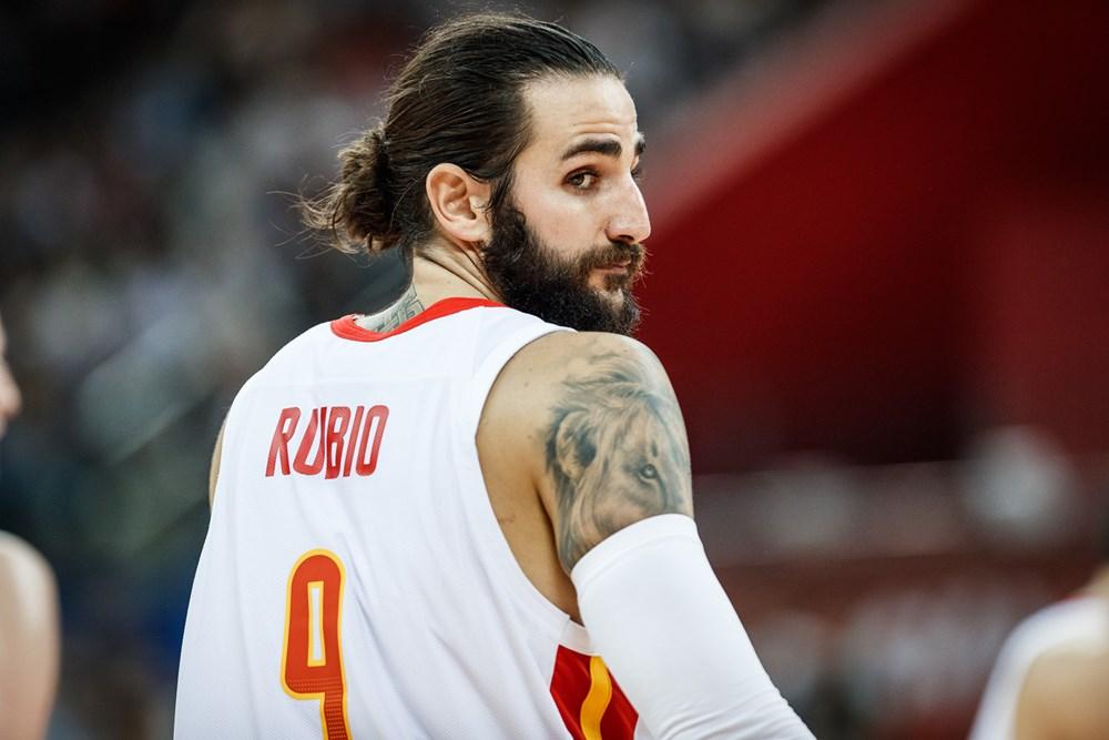 【世界盃】Rubio 19+9 HERNANGOMEZ兄弟合砍32分 西班牙擊敗波蘭(影)