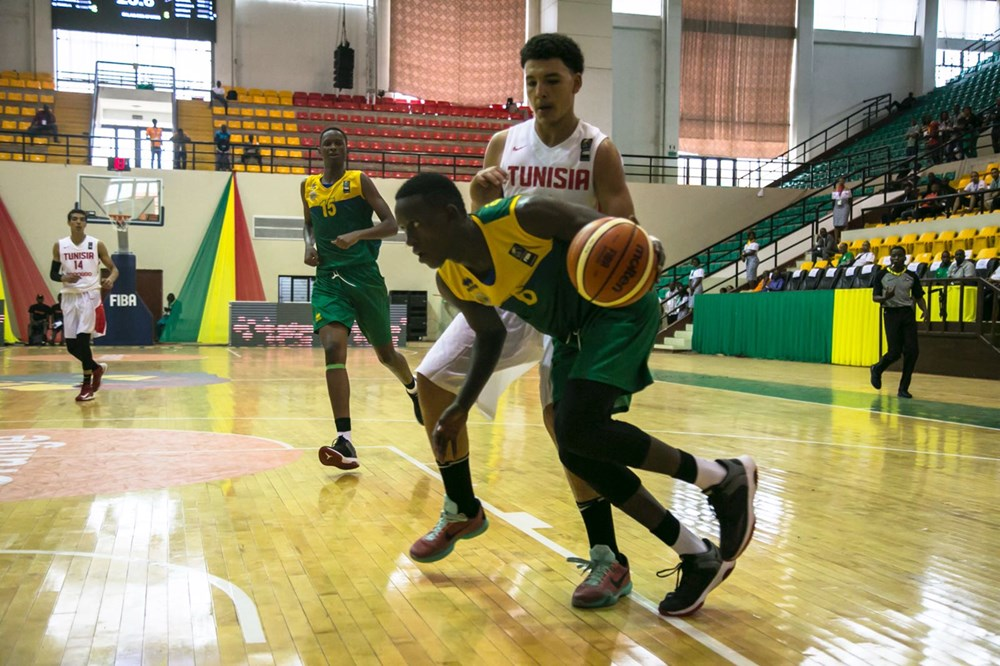 Tun Vs Rwa Fiba U18 African Championship 2018 Fiba Basketball