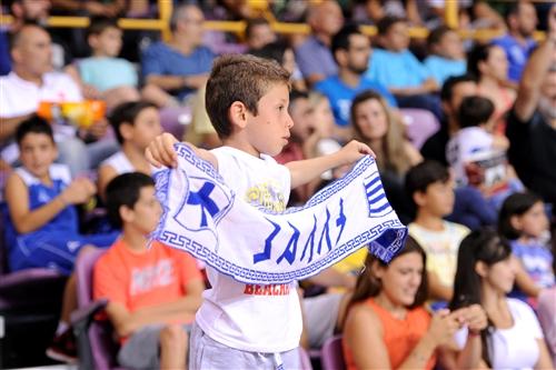 Fans - Greece