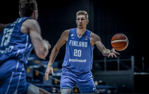20 Alexander Madsen (FIN)