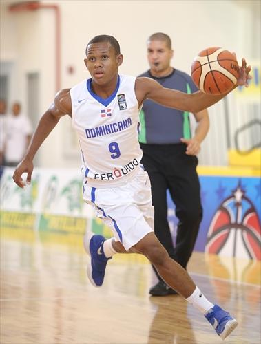 9 Emmanuel Rodriguez (DOM)