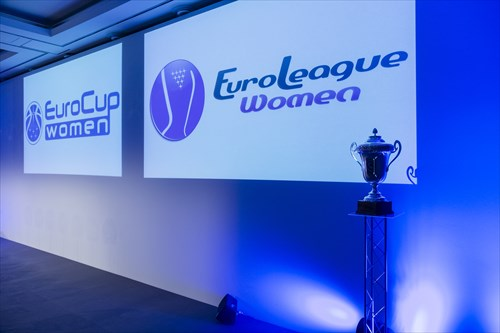 Official Draw for the 2018-19 EuroCup Women and EuroLeague Women seasons