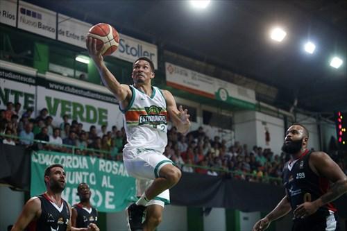 2 Rigoberto Mendoza (ARG)