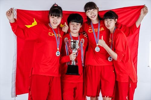 13 Xu Han (CHN), 11 Yueru Li (CHN)