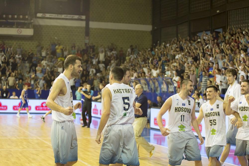 Kosovo v Estonia boxscore - FIBA Basketball World Cup 2019