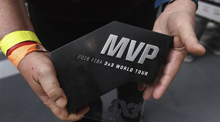 FIBA 3x3 World Tour 2018 Regular Season MVP Voting