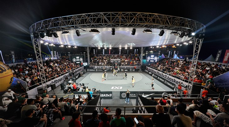 Sport Arena's unwavering passion for 3x3 remains strong