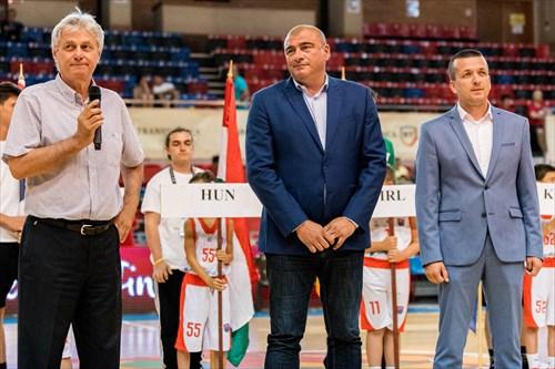 Branko Lozanov, Horia Paun and Florin Birta