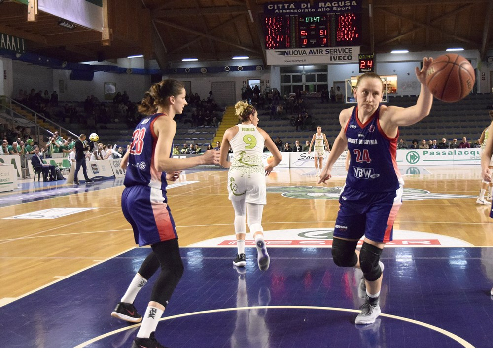 Basket 90 Gdynia - EuroCup Women 2017-18 - FIBA basketball