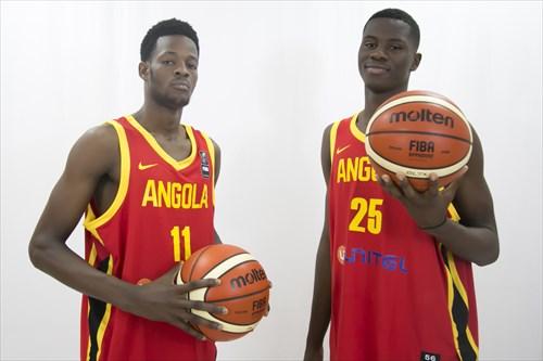 11 Benedito Albertino Dala Sambongue (Angola)