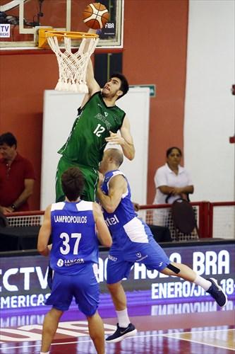 12 Joaquin Lallana (ATE)