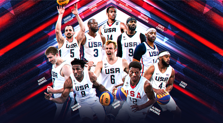 Who can help USA qualify to the Tokyo 2020 Olympics in 3x3?