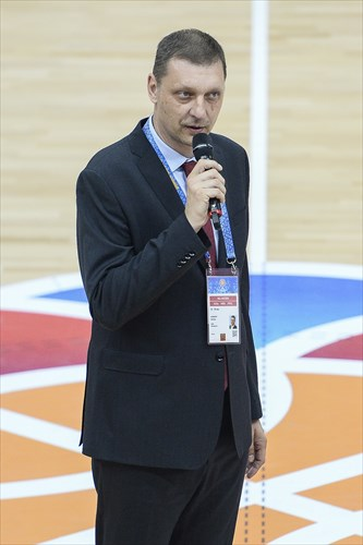Event Director Michal Konecny