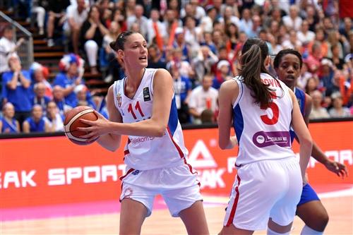 Serbia vs France