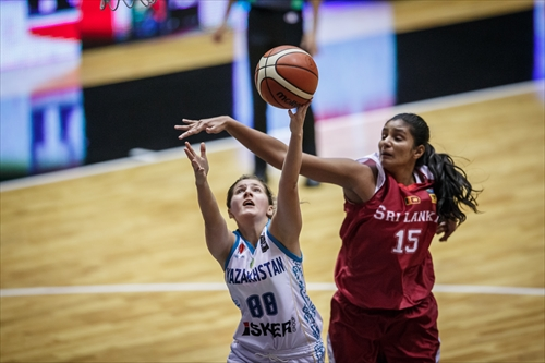 88 Valeriya Sokolova (KAZ)
