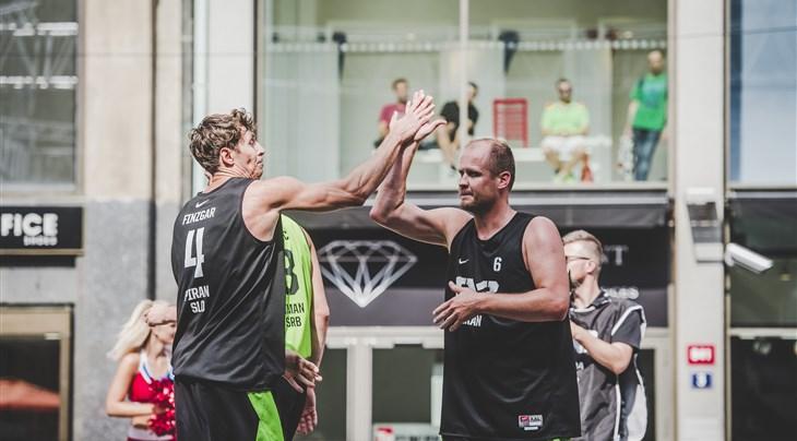 Piran aim for perfect Lausanne Masters preparation at Ljubljana 3x3 Challenger